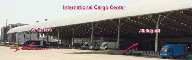 Procedures Of Air Freight Shipping From China
