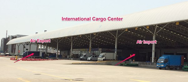 Air Freight International Cargo Center