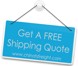Get a quote from China TS Freight