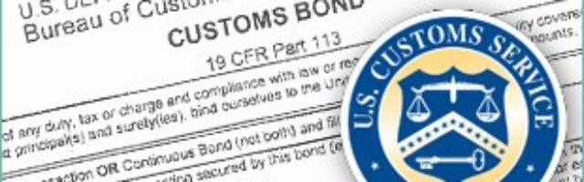 Why & When is a Customs Bond Usually Required?