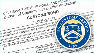 Why When Is A Customs Bond Usually Required China Freight